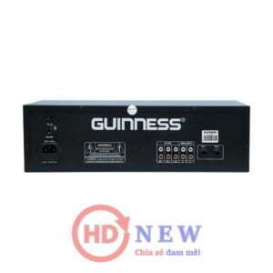 Mixer Karaoke Guinness F-330 | HDnew - Chia sẻ đam mê