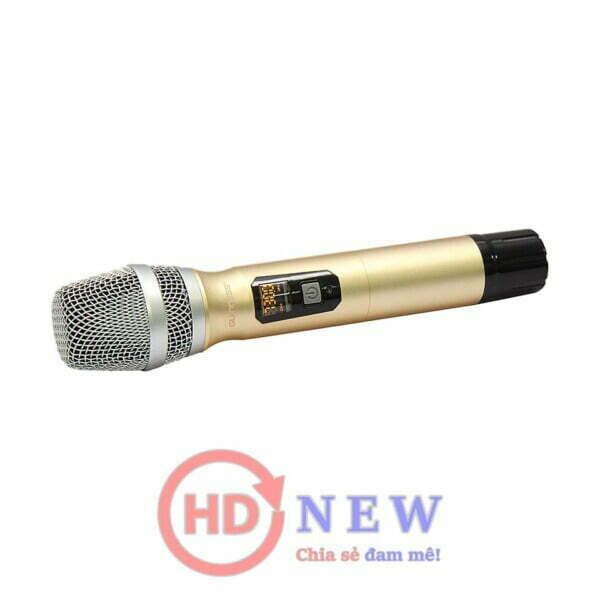 Micro Karaoke Guinness M-810G | HDnew - Chia sẻ đam mê