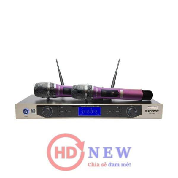 Micro Karaoke Guinness MU-1182 | HDnew - Chia sẻ đam mê