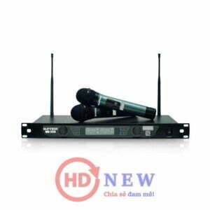 Micro Karaoke Guinness MU-1220 | HDnew - Chia sẻ đam mê