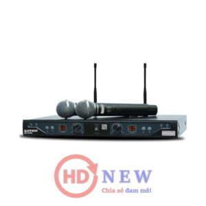 Micro Karaoke Guinness MU-300i | HDnew - Chia sẻ đam mê