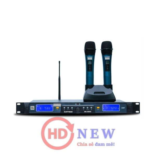 Micro Karaoke Guinness MU-885i | HDnew - Chia sẻ đam mê
