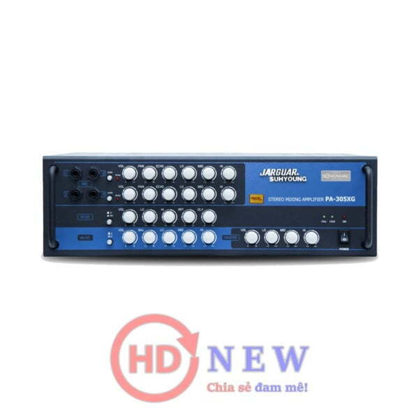 Amply Jarguar PA-305XG | HDnew - Chia sẻ đam mê