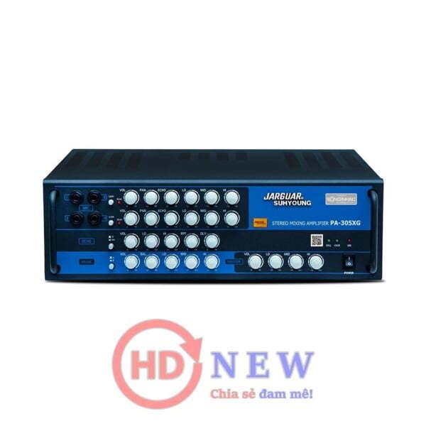 Amply Jarguar PA-305XG   HDnew - Chia sẻ đam mê