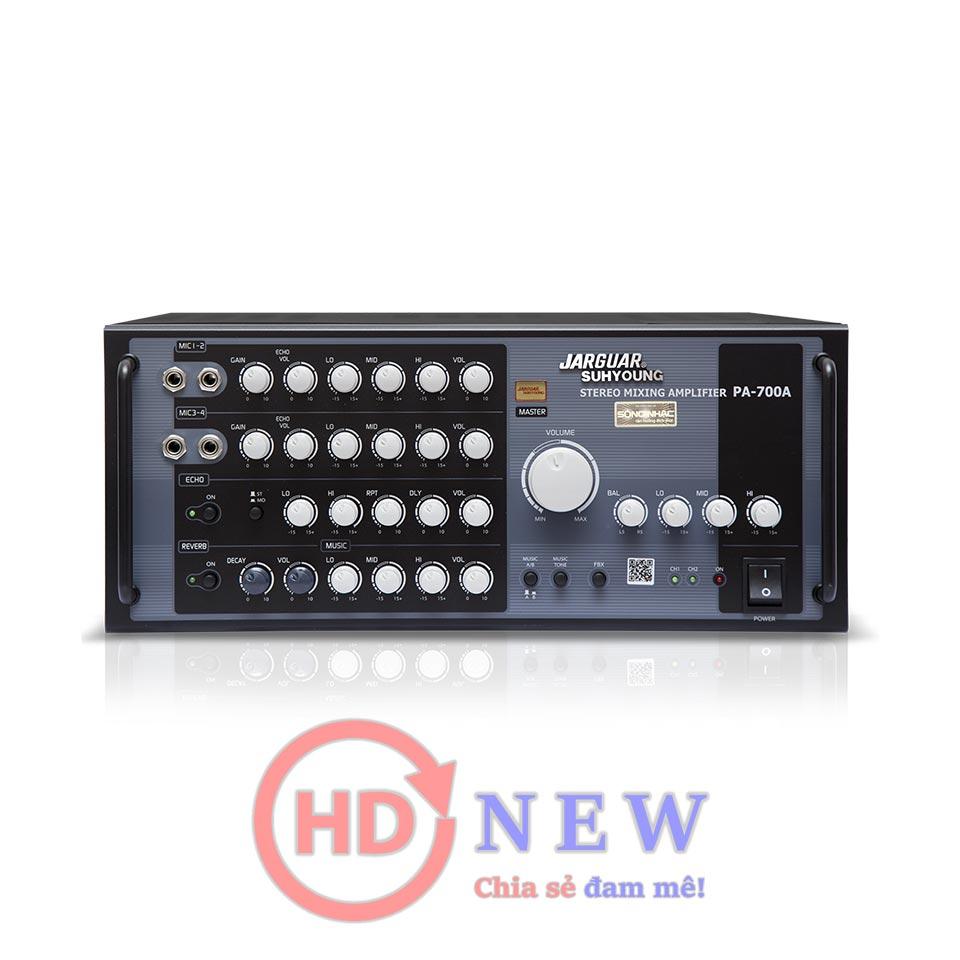 Amply Karaoke Jarguar PA-700A | HDnew - Chia sẻ đam mê