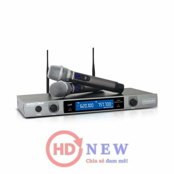 Micro Karaoke Music Wave HS-1080   HDnew - Chia sẻ đam mê