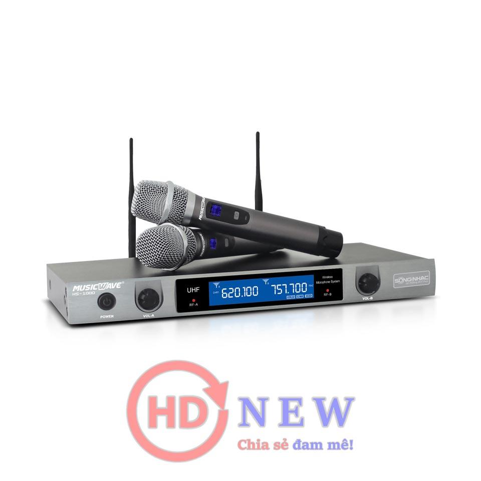 Micro Karaoke Music Wave HS-1080 | HDnew - Chia sẻ đam mê