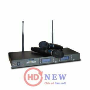 Micro Karaoke Music Wave HS-1515   HDnew - Chia sẻ đam mê
