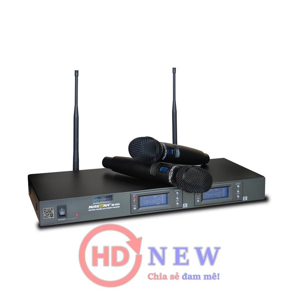 Micro Karaoke Music Wave HS-1515 | HDnew - Chia sẻ đam mê