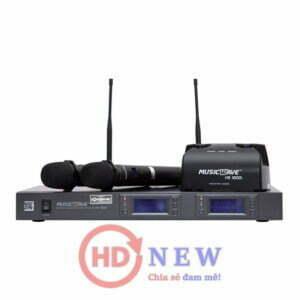 Micro Karaoke Music Wave HS-1600i   HDnew - Chia sẻ đam mê