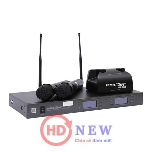 Micro Karaoke Music Wave HS-1600i | HDnew - Chia sẻ đam mê