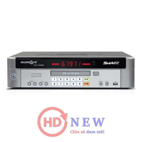 Đầu Karaoke MusicCore TSS-7 Smart | HDnew - Chia sẻ đam mê