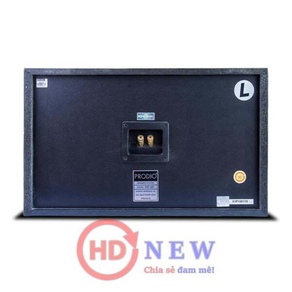 Loa Karaoke Prodio KSP-680 | HDnew - Chia sẻ đam mê