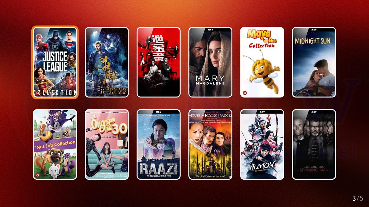 Hướng dẫn thêm phim offline vào ứng dụng Zappiti Video | HDnew - Chia sẻ đam mê
