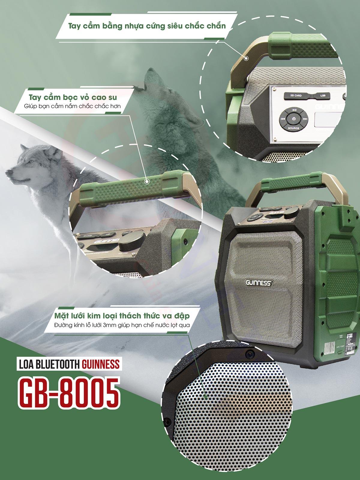 Loa Guinness GB-8005 | HDnew - Chia sẻ đam mê