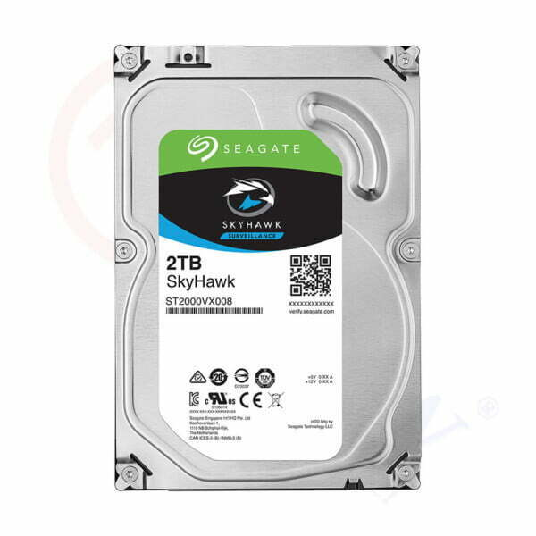 Ổ cứng Seagate SkyHawk 2TB (ST2000VX008)   HDnew - Chia sẻ đam mê