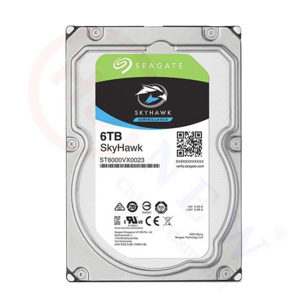 Ổ cứng Seagate SkyHawk 6TB (ST6000VX0023) | HDnew - Chia sẻ đam mê