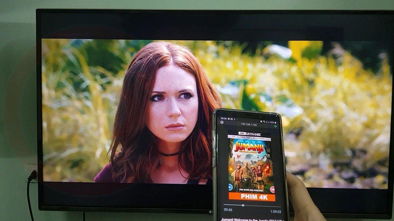 Dune Control - phần mềm điều khiển đầu phát Dune HD cho điện thoại, máy tính bảng | HDnew - Chia sẻ đam mê