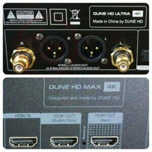 Dune HD Ultra 4K vs Dune HD Max 4K | HDnew - Chia sẻ đam mê