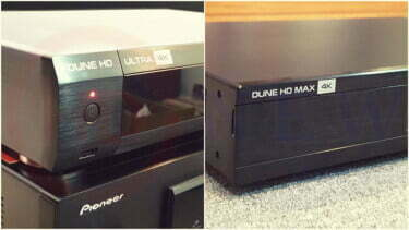 Trải nghiệm bộ đôi Dune HD Ultra 4K và Dune HD Max 4K | HDnew - Chia sẻ đam mê