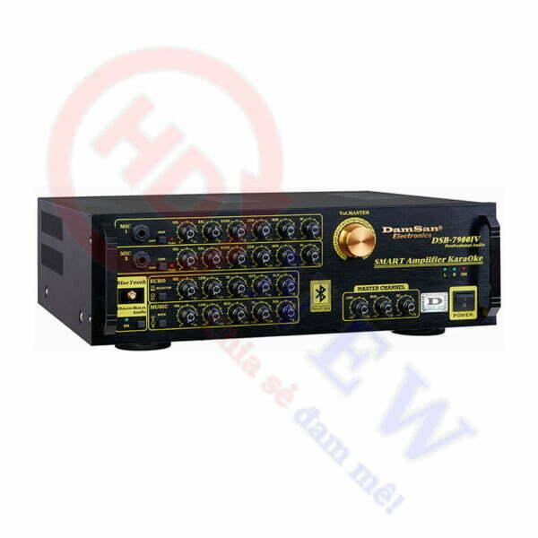 Amply Karaoke DamSan DSB-7900IV | HDnew - Chia sẻ đam mê