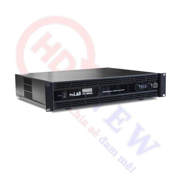 Power Mixer ProLAB PA-3500 | HDnew - Chia sẻ đam mê