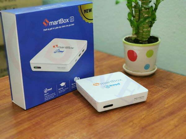 VNPT SmartBox 2 New 2019 chính hãng VNPT Technology | HDnew - Chia sẻ đam mê