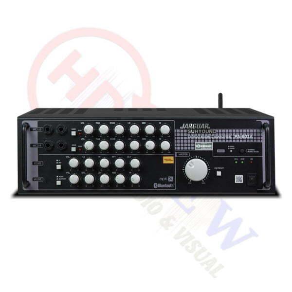 Amply Karaoke Jarguar Suhyong PA-601A | HDnew - Chia sẻ đam mê