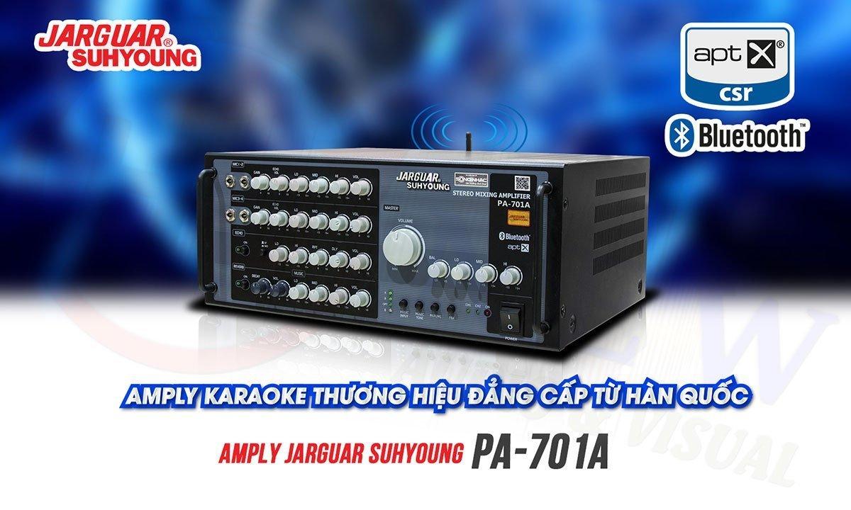 Amply Karaoke Jarguar Suhyong PA-701A | HDnew - Chia sẻ đam mê