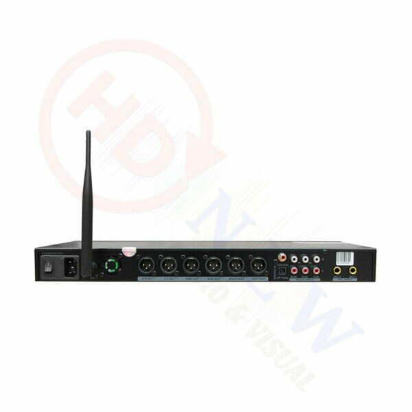 Mixer Karaoke ProLAB DSP Z-2000 | HDnew - Chia sẻ đam mê