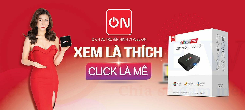 Box VTVcab ON - Xem không giới hạn | HDnew - Chia sẻ đam mê