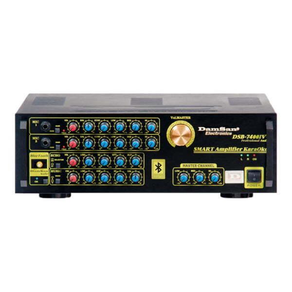DamSan DSB-7400IV | Amply Karaoke | HDnew Audio