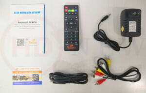 VinaBox X9 Plus | TV Box thương hiệu Việt | HDnew - Chia sẻ đam mê