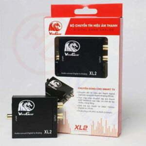 Bộ chuyển đổi âm thanh Digital sang Analog (DAC) VinaGear XL2 | HDnew - Chia sẻ đam mê