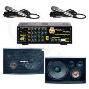 Bộ âm thanh karaoke HD01 | HDnew Audio