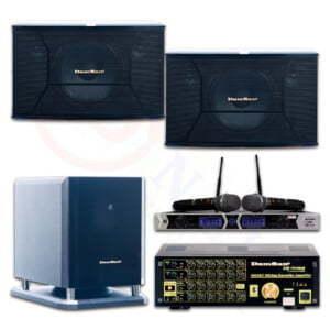 Bộ âm thanh karaoke MB79 | HDnew Audio