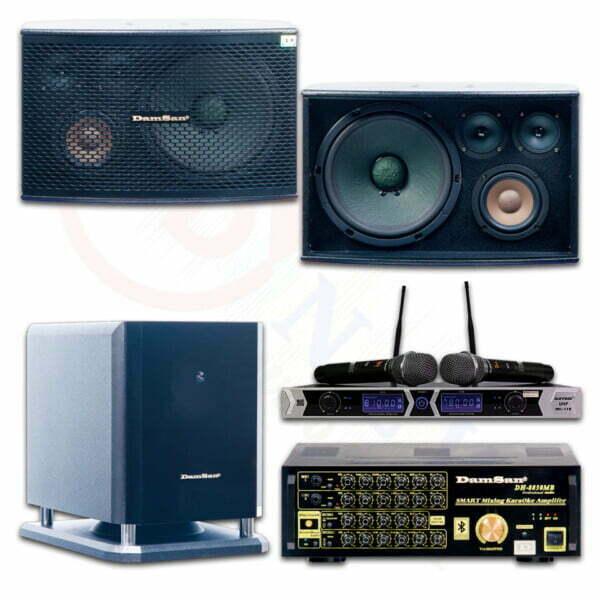 Bộ âm thanh karaoke MB88   HDnew Audio