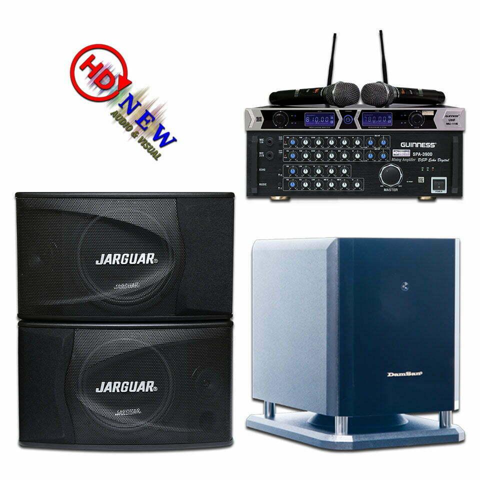 Bộ âm thanh karaoke VIP01 | HDnew Audio
