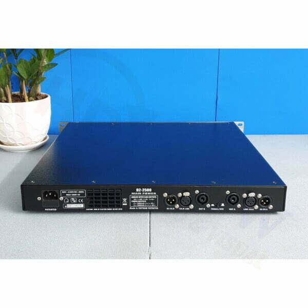 DamSan D2-2500 Class D Power Amplifier | HDnew Audio
