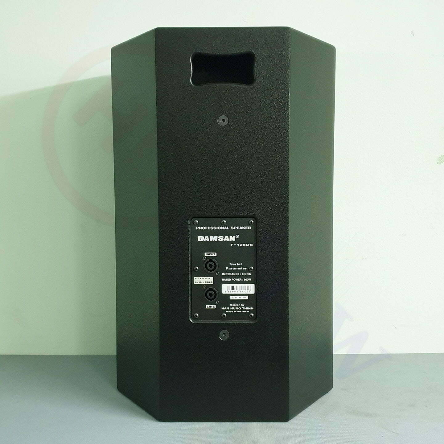 DamSan F-128DS | Full Range Karaoke Speaker | HDnew Audio