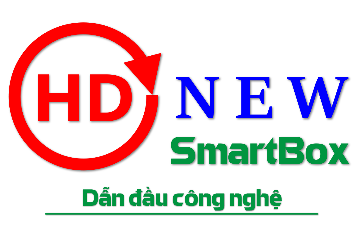 HDnew SmartBox 2020 Website Logo | HDnew - Chia sẻ đam mê