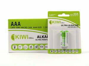 Pin Alkaline AAA Kiwi LR03-C2 | HDnew - Chia sẻ đam mê