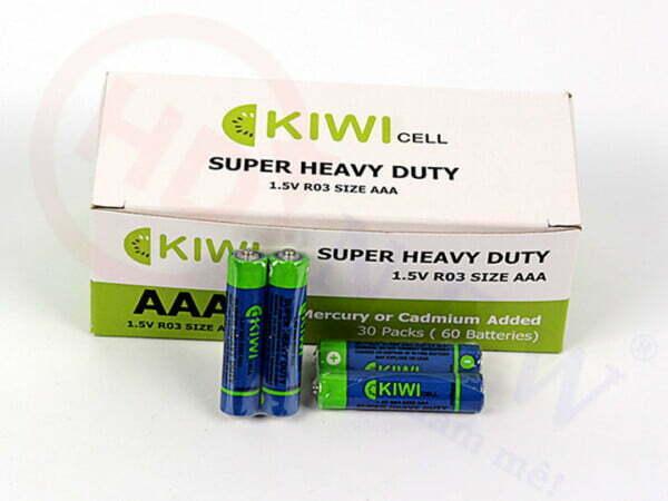 Pin Heavy Duty Kiwi R03 | HDnew - Chia sẻ đam mê