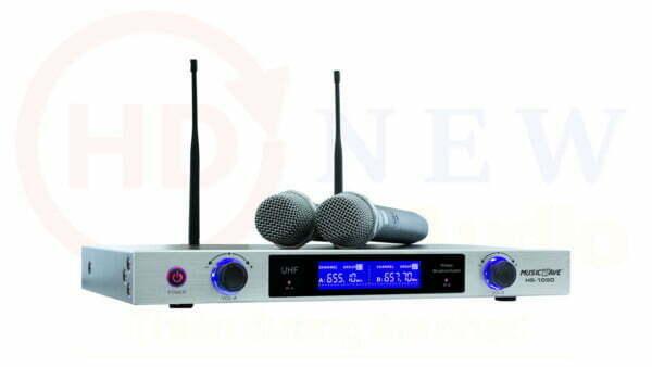 MusicWave HS-1090 | Micro Karaoke không dây | HDnew Audio