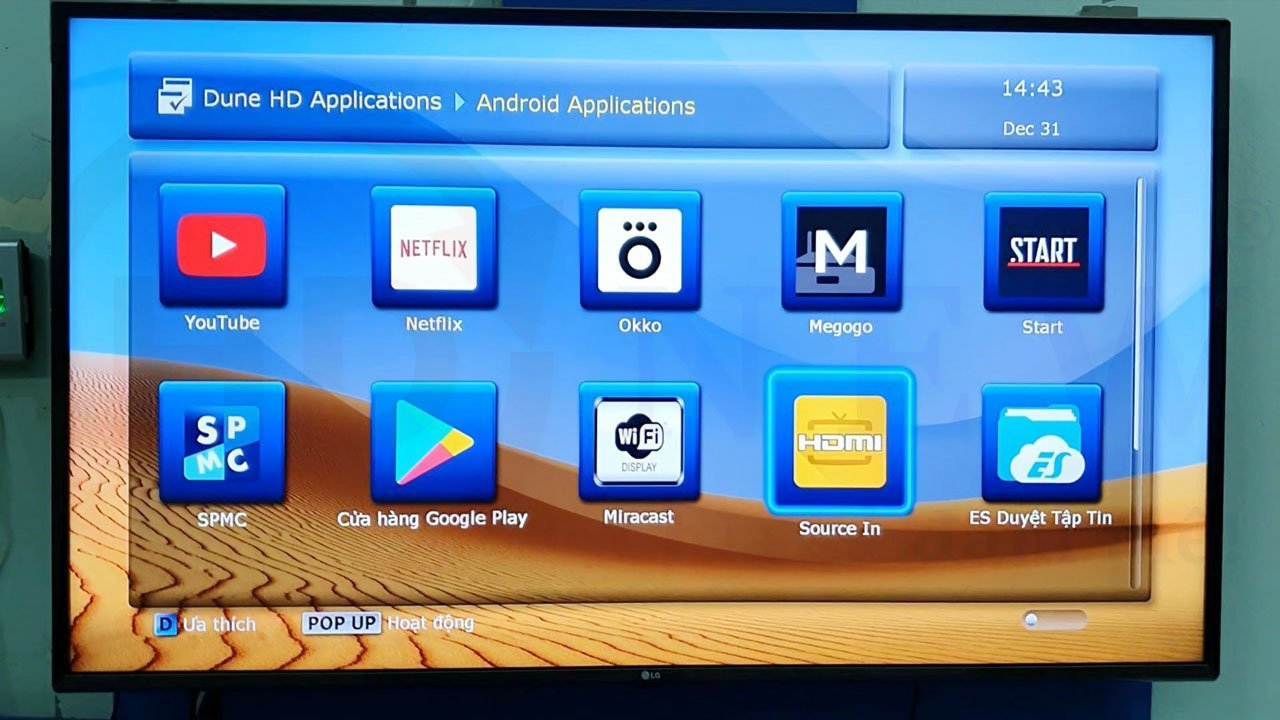 Hướng dẫn sử dụng tính năng ghi HDMI trên đầu phát Dune HD | HDnew - Chia sẻ đam mê