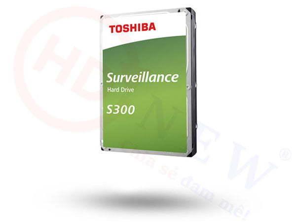 Toshiba S300 (1TB / 2TB / 4TB / 6TB / 8TB / 10TB) | Ổ cứng gắn trong chuyên dụng | HDnew - Chia sẻ đam mê