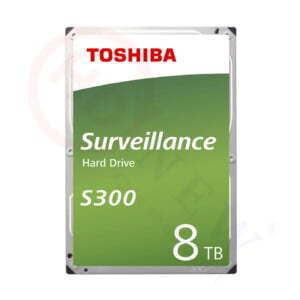 Ổ cứng Toshiba S300 8TB (HDWT380UZSVA) | HDnew - Chia sẻ đam mê