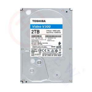 Ổ cứng Toshiba V300 2TB (HDWU120UZSVA) | HDnew - Chia sẻ đam mê