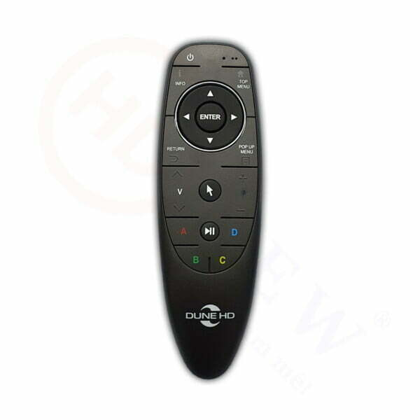 Điều khiển Dune HD kiêm chuột bay Bluetooth chính hãng | HDnew - Chia sẻ đam mê