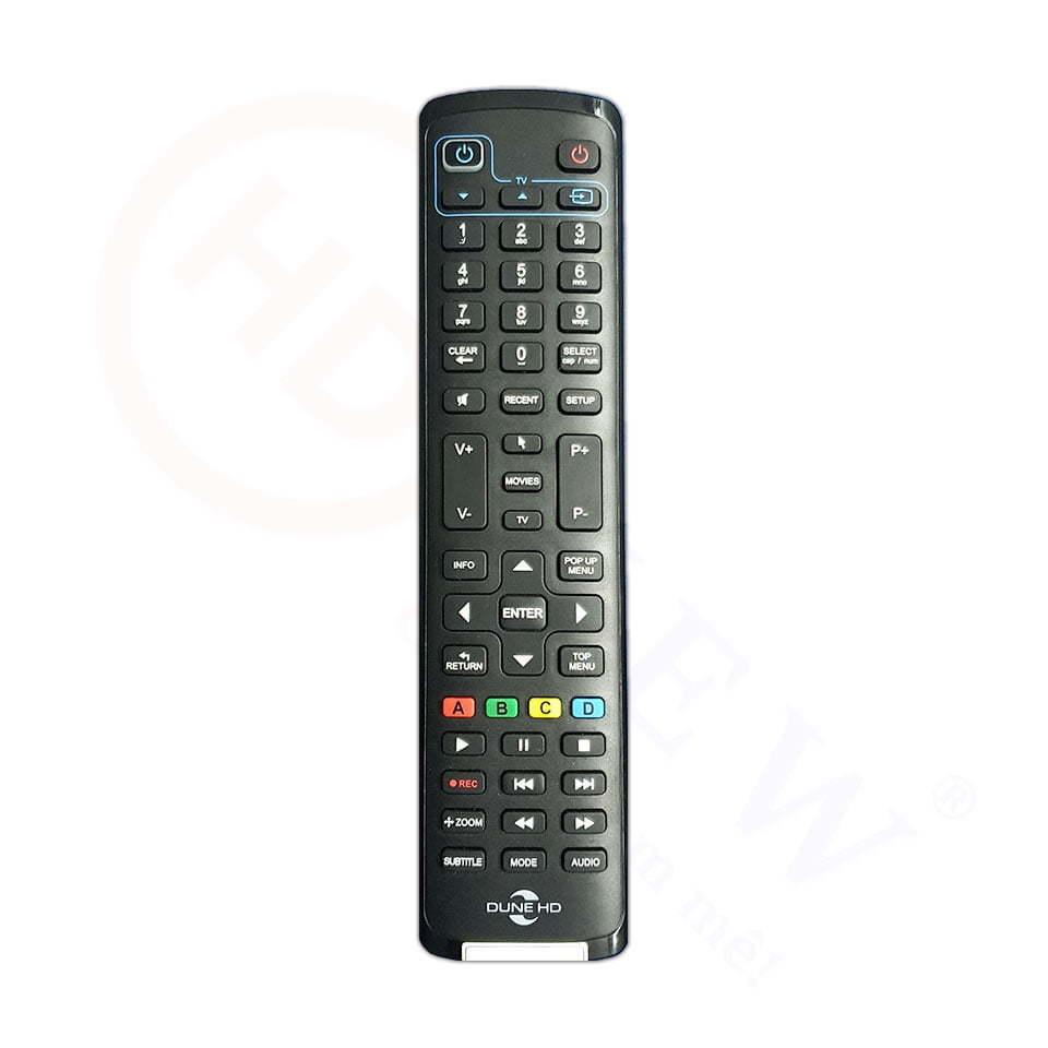 Điều khiển Dune HD Pro 4K | HDnew - Chia sẻ đam mê